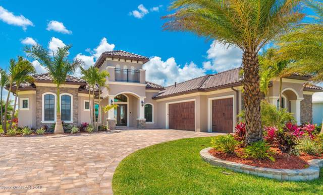 8121 Barrosa Circle, Melbourne, FL 32940 (MLS #855490) :: Premium Properties Real Estate Services