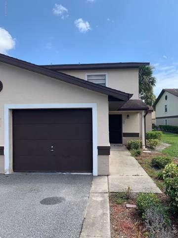 1065 June Drive #1065, Melbourne, FL 32935 (MLS #855498) :: Premium Properties Real Estate Services