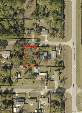 1682 Burgandy Street SE, Palm Bay, FL 32909 (MLS #855501) :: Premium Properties Real Estate Services