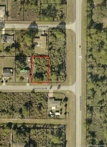 1691 Palatka Road SE, Palm Bay, FL 32909 (MLS #855502) :: Pamela Myers Realty