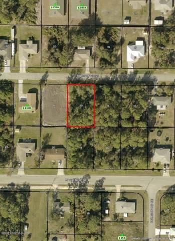 1540 Talbott Street SE, Palm Bay, FL 32909 (MLS #855503) :: Premium Properties Real Estate Services