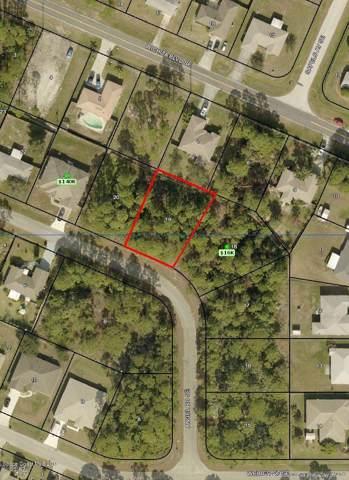 2261 Angel Road SE, Palm Bay, FL 32909 (MLS #855505) :: Pamela Myers Realty