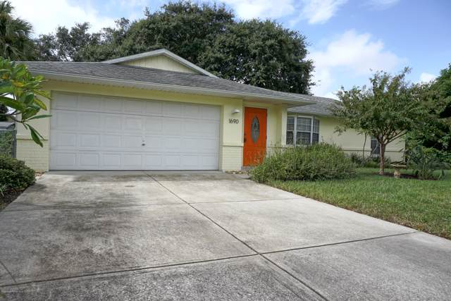 1690 Omega Street NE, Palm Bay, FL 32907 (MLS #855539) :: Premium Properties Real Estate Services