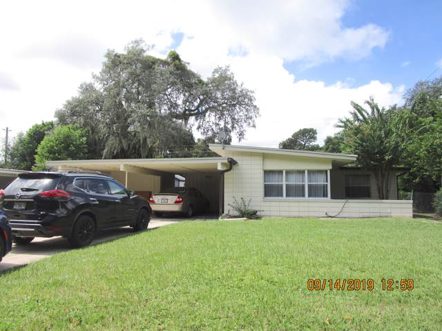 1360 Thornton Avenue, Titusville, FL 32780 (MLS #855544) :: Premium Properties Real Estate Services