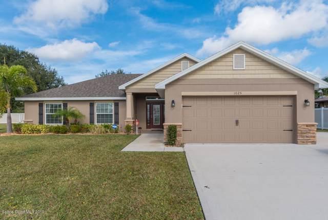 710 Micco Street SW, Palm Bay, FL 32908 (MLS #855560) :: Pamela Myers Realty