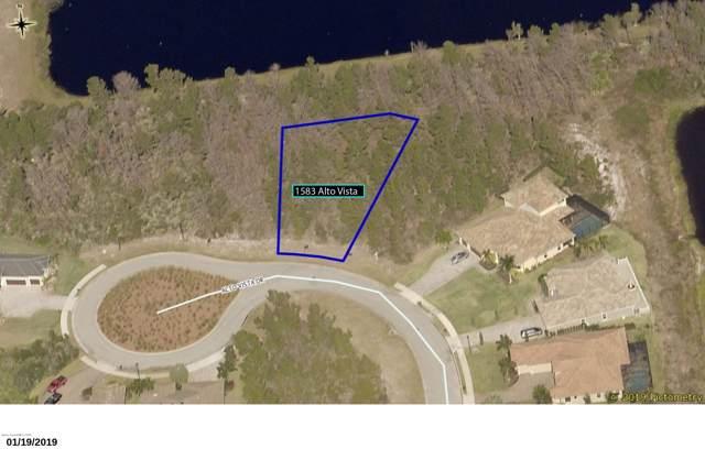 1583 Alto Vista Drive, Melbourne, FL 32940 (MLS #855563) :: Premium Properties Real Estate Services