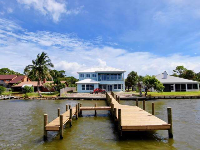 1735 Via Roma, Merritt Island, FL 32952 (MLS #855575) :: Blue Marlin Real Estate