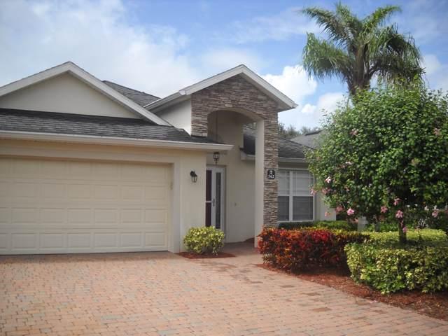 562 SE Rangewood Drive SE, Palm Bay, FL 32909 (MLS #855599) :: Pamela Myers Realty