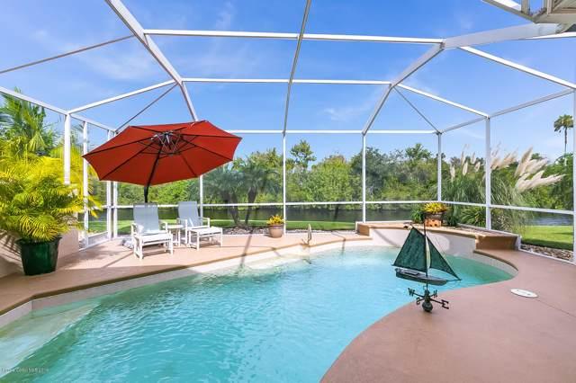925 Palm Brook Drive, Melbourne, FL 32940 (MLS #855600) :: Premium Properties Real Estate Services
