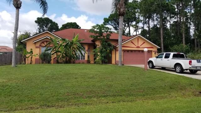 1425 Ashboro Circle SE, Palm Bay, FL 32909 (MLS #855621) :: Pamela Myers Realty