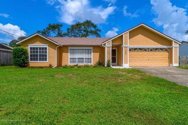 4470 Feather Street, Cocoa, FL 32927 (MLS #855631) :: Pamela Myers Realty