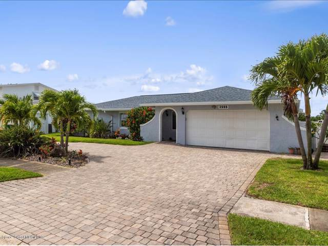 1555 Bella Casa Court, Merritt Island, FL 32952 (MLS #855635) :: Blue Marlin Real Estate