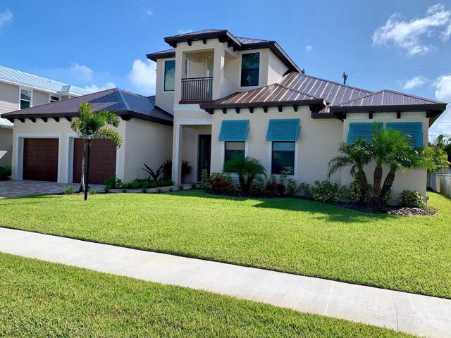 115 Enclave Avenue, Indian Harbour Beach, FL 32937 (MLS #855643) :: Blue Marlin Real Estate