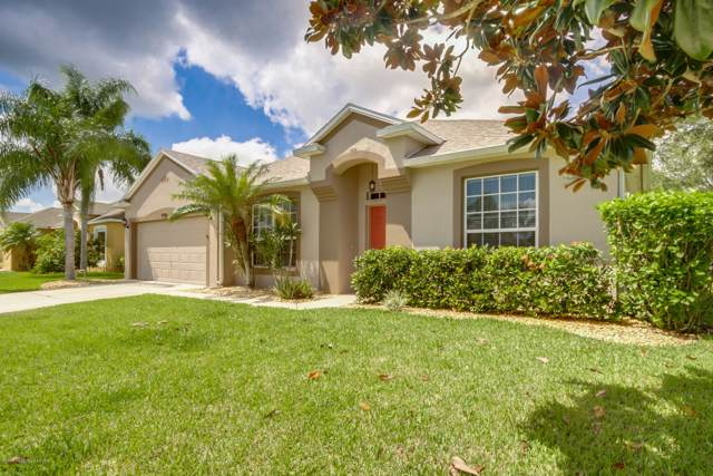 4011 Caparosa Circle, Melbourne, FL 32940 (MLS #855653) :: Blue Marlin Real Estate