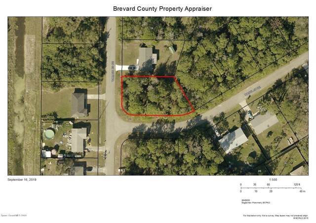 None Wabash Road, Palm Bay, FL 32909 (MLS #855656) :: Blue Marlin Real Estate