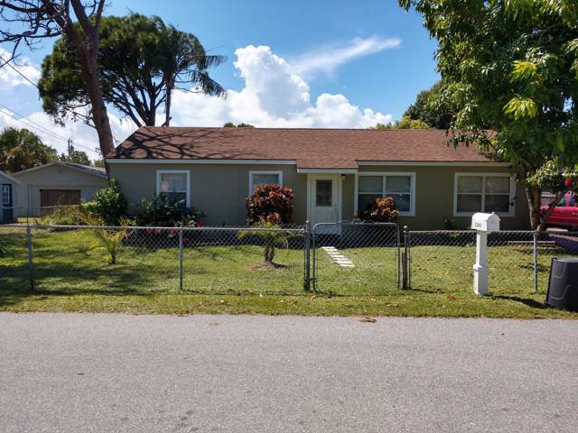 1243 Emma Drive, Merritt Island, FL 32952 (MLS #855657) :: Blue Marlin Real Estate