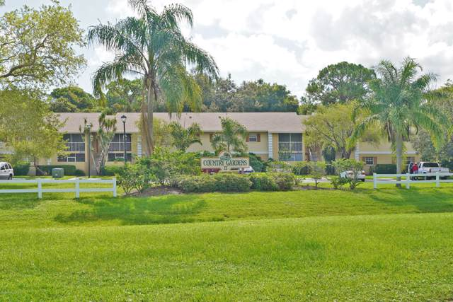 1698 NE Sunny Brook Lane G104, Palm Bay, FL 32905 (MLS #855660) :: Pamela Myers Realty