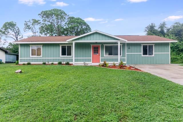 501 SE Breakwater Street SE, Palm Bay, FL 32909 (MLS #855668) :: Pamela Myers Realty