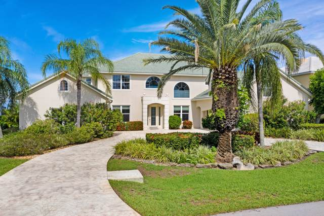 406 Lanternback Island Drive, Satellite Beach, FL 32937 (MLS #855672) :: Pamela Myers Realty