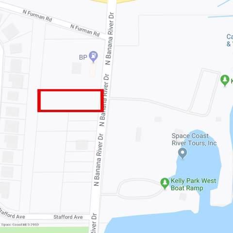 2525 N Banana River Drive, Merritt Island, FL 32952 (MLS #855680) :: Pamela Myers Realty