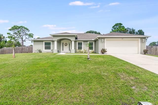 239 Driskell Street NE, Palm Bay, FL 32907 (MLS #855681) :: Pamela Myers Realty