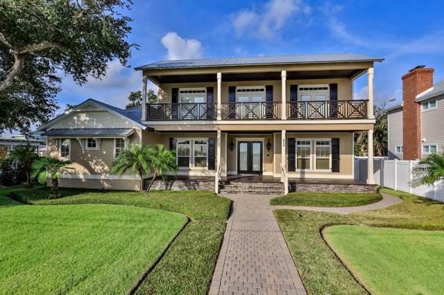 608 S Riverside Drive, New Smyrna Beach, FL 32168 (MLS #855703) :: Premium Properties Real Estate Services