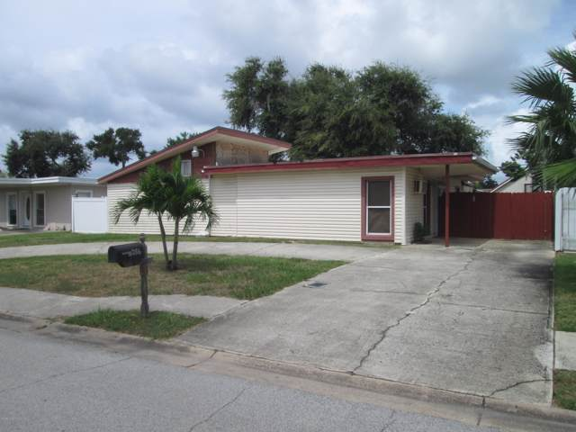 256 Polk Avenue, Cape Canaveral, FL 32920 (MLS #855706) :: Pamela Myers Realty