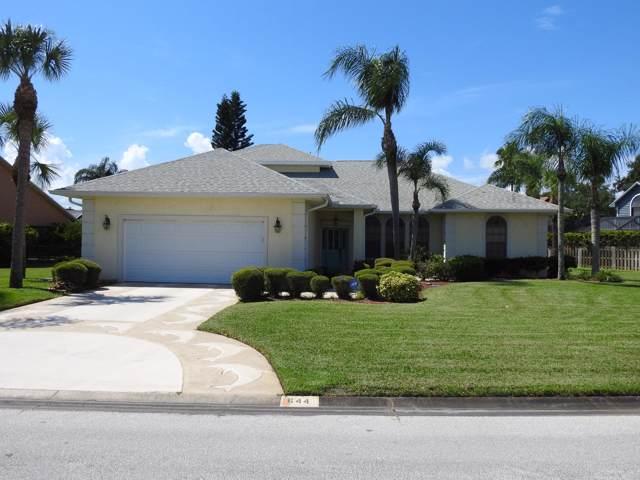 644 Spring Lake Drive, Melbourne, FL 32940 (MLS #855789) :: Premium Properties Real Estate Services