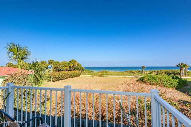 1011 S Miramar Avenue #9, Indialantic, FL 32903 (MLS #855883) :: Pamela Myers Realty