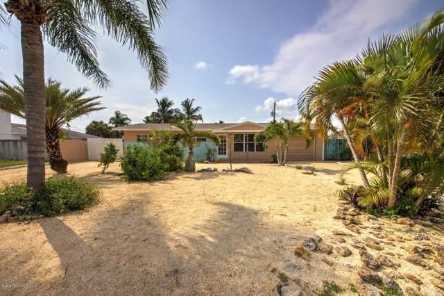 409 Wilson Avenue, Satellite Beach, FL 32937 (MLS #855898) :: Pamela Myers Realty