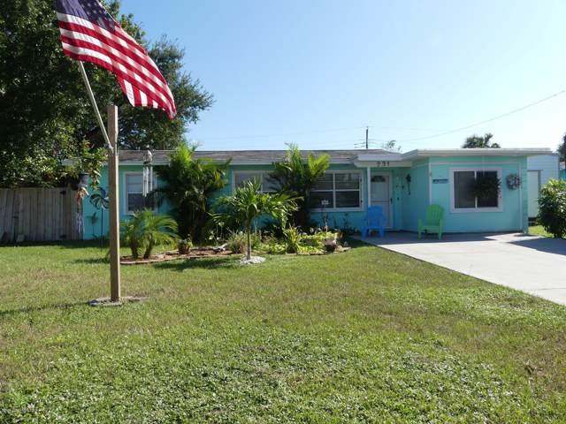 231 Coronada Boulevard, Titusville, FL 32780 (MLS #855906) :: Pamela Myers Realty