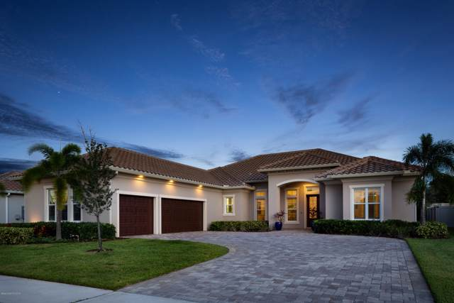 3801 Durksly Drive, Melbourne, FL 32940 (MLS #855949) :: Pamela Myers Realty