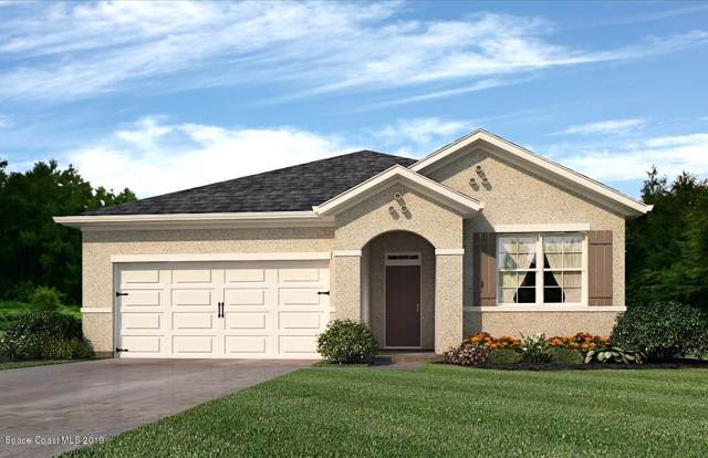 899 Forest Trace Circle, Titusville, FL 32780 (MLS #855954) :: Pamela Myers Realty