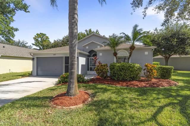 868 Villa Drive, Melbourne, FL 32940 (MLS #855956) :: Pamela Myers Realty