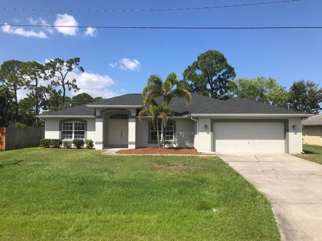 327 Lisa Road NE, Palm Bay, FL 32907 (MLS #855959) :: Pamela Myers Realty