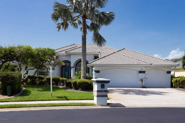113 Signature Drive, Melbourne Beach, FL 32951 (MLS #855977) :: Pamela Myers Realty