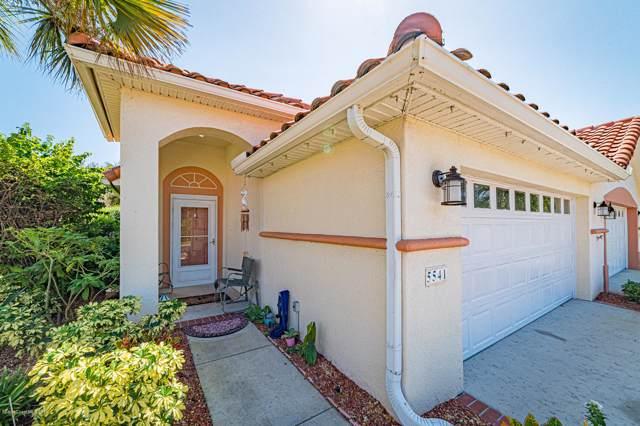 5541 Cord Grass Lane, Melbourne Beach, FL 32951 (MLS #855988) :: Pamela Myers Realty