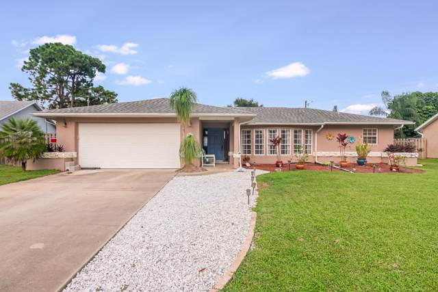 1231 Monument Avenue SE, Palm Bay, FL 32909 (MLS #855997) :: Pamela Myers Realty