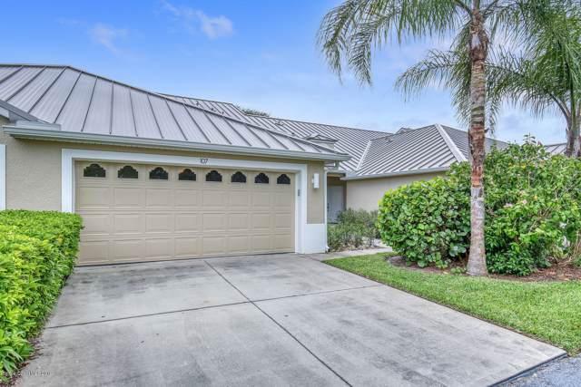 107 Aquarina Boulevard, Melbourne Beach, FL 32951 (MLS #856094) :: Blue Marlin Real Estate
