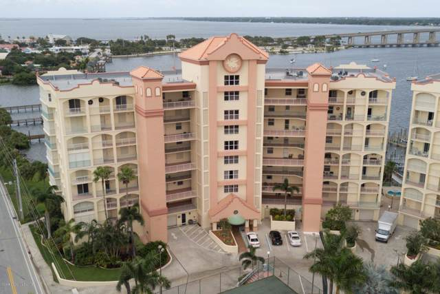 100 Riverside Drive #601, Cocoa, FL 32922 (MLS #856203) :: Premium Properties Real Estate Services