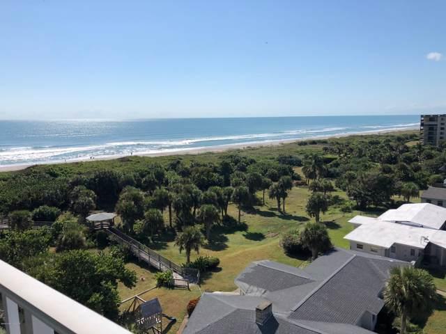 3400 Ocean Beach Boulevard #814, Cocoa Beach, FL 32931 (MLS #856453) :: Premium Properties Real Estate Services