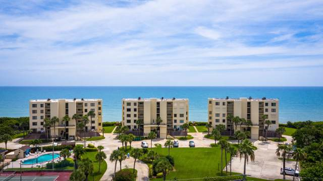 6307 S Highway A1a #242, Melbourne Beach, FL 32951 (MLS #856783) :: Premium Properties Real Estate Services