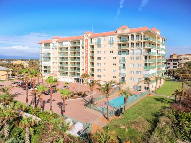 420 Harding Avenue #801, Cocoa Beach, FL 32931 (MLS #856890) :: Blue Marlin Real Estate