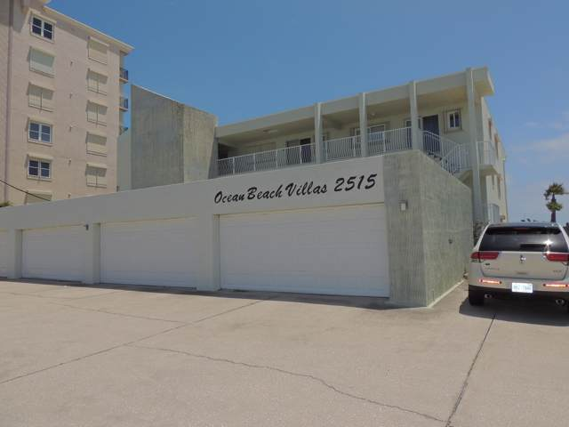 2515 S Atlantic Avenue S #302, Cocoa Beach, FL 32931 (MLS #856966) :: Engel & Voelkers Melbourne Central