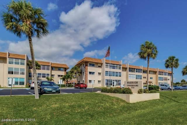 3210 N Harbor City Boulevard #312, Melbourne, FL 32935 (MLS #857042) :: Blue Marlin Real Estate