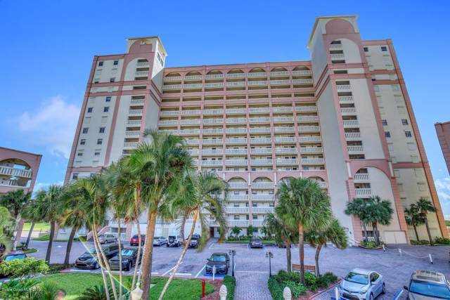 830 N Atlantic Avenue #1106, Cocoa Beach, FL 32931 (MLS #857179) :: Premium Properties Real Estate Services