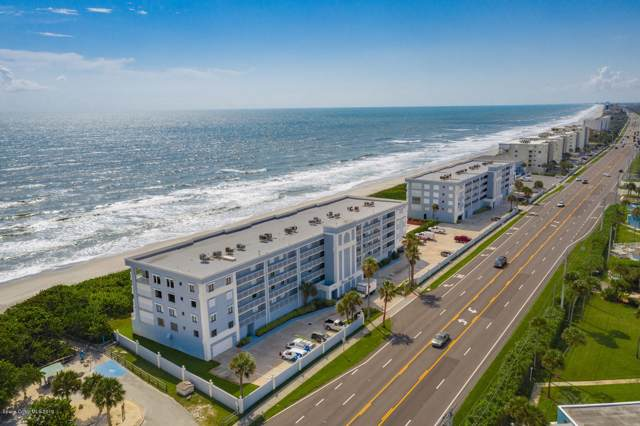 297 Highway A1a #211, Satellite Beach, FL 32937 (MLS #857240) :: Pamela Myers Realty