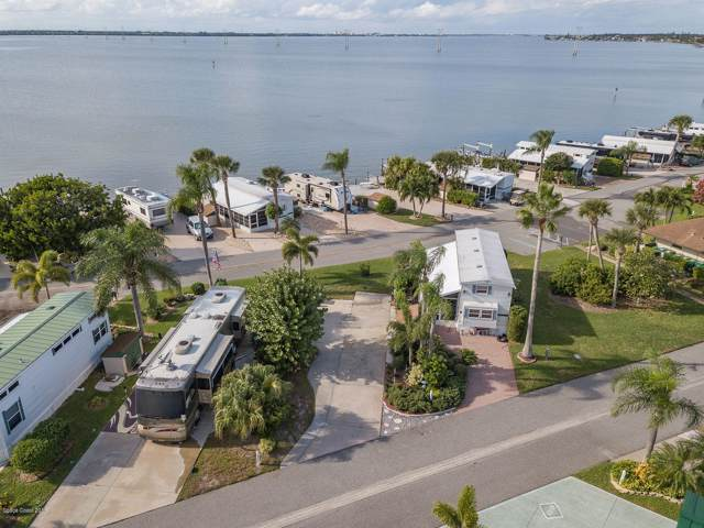 3343 Dockside Lane, Melbourne Beach, FL 32951 (MLS #857250) :: Premium Properties Real Estate Services