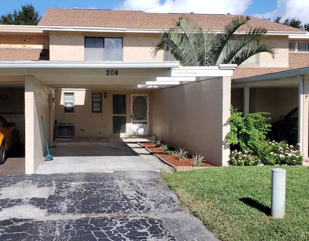 204 Augusta Way, Melbourne, FL 32940 (MLS #857268) :: Blue Marlin Real Estate