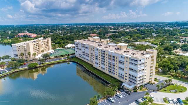 480 Sail Lane #104, Merritt Island, FL 32953 (MLS #857352) :: Pamela Myers Realty